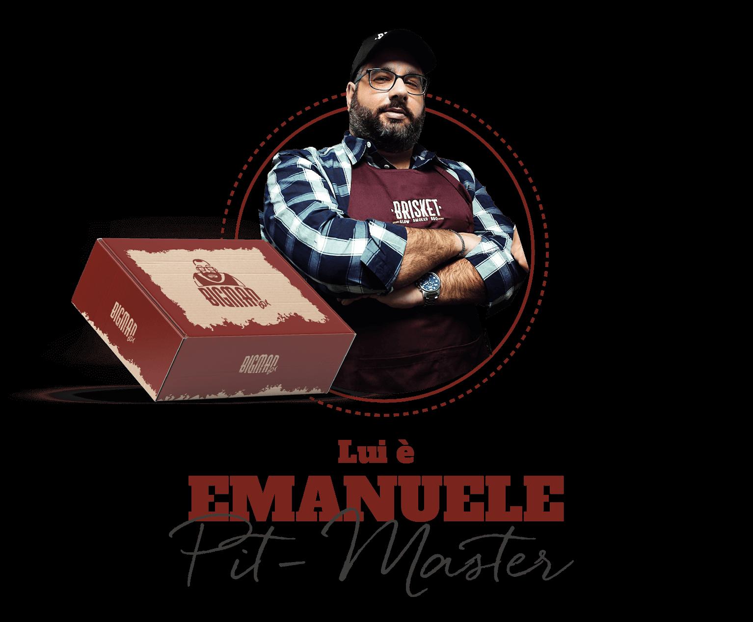 Emanuele Pit-Master